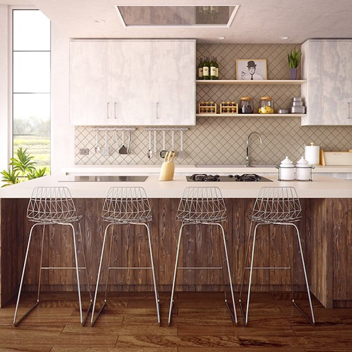 6 Beautiful Countertop Material Ideas